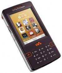 Sony Ericsson W950i - описание, фотографии, всё для Sony Ericsson W950i